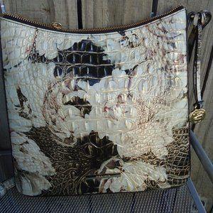NWT Brahmin Eden Katie Handsfree Crossbody Bag